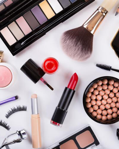 all types of cosmetic product testing lab